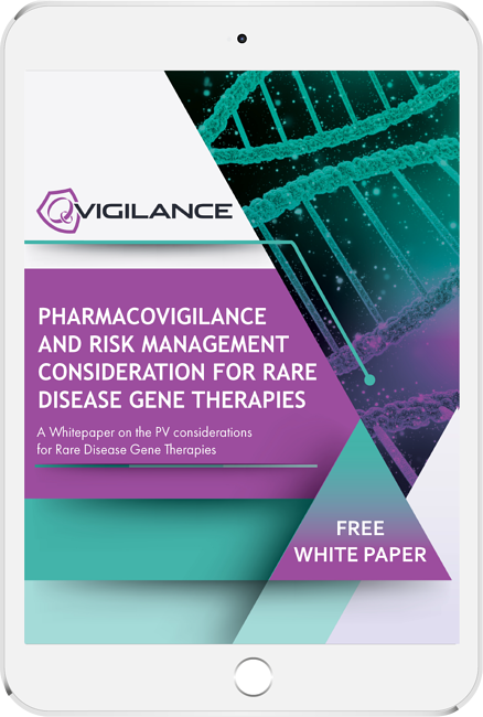 Pharmacovigilance Rare Disease Gene Therapies